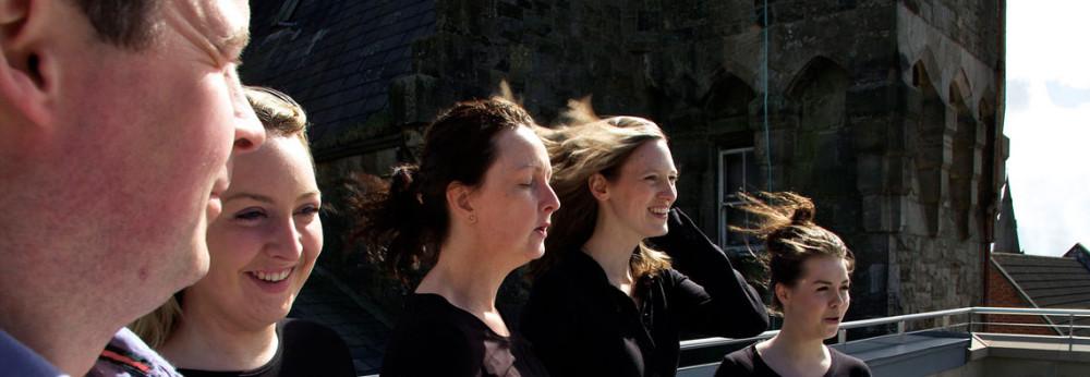 'Celtic Psalms' launch concert!